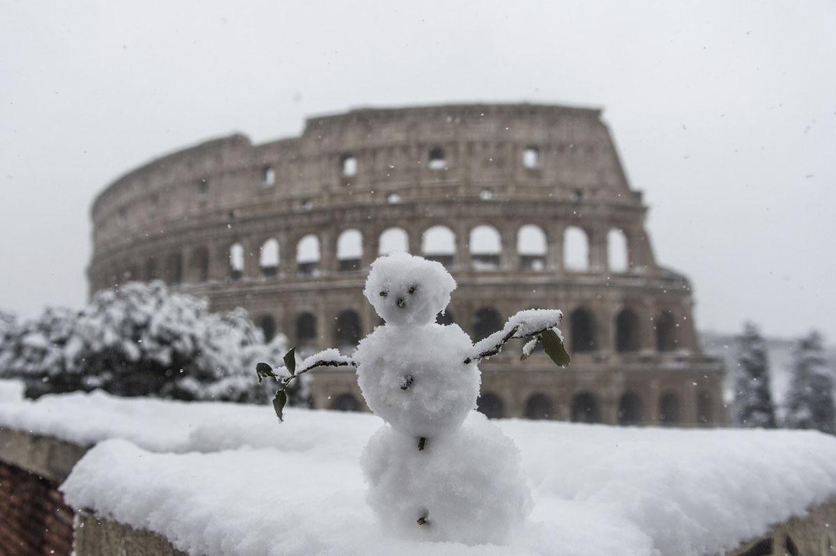 روما، ايطاليا