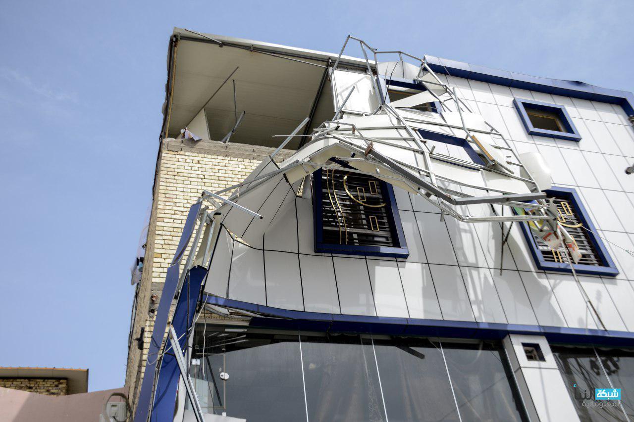 خسائر في الارواح حسبما أعلنت وزارة الصحة بوفاة 5 مواطنين وإصابة أكثر من 80 آخرين