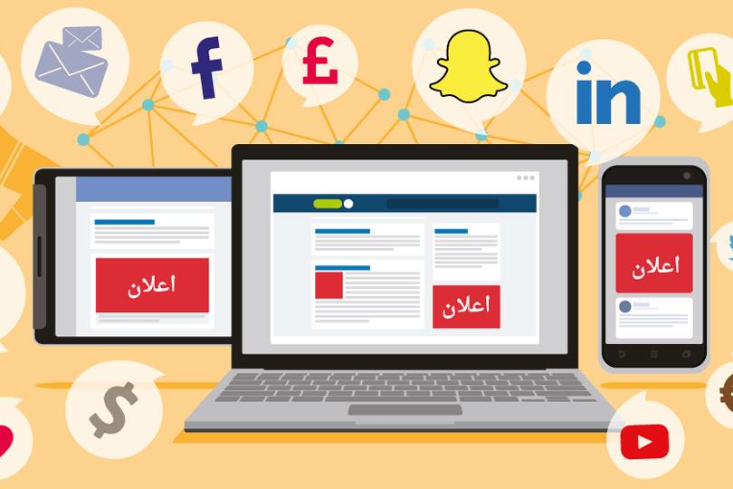 السوشيال ميديا والتجارة الالكترونية