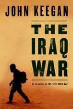 حرب العراق: الهجوم العسكري، من النصر في 21 يومًا إلى ما بعد التمرد  إن خلفيته كمؤرخ عسكري لديه معرفة واسعة بالحرب تعطي مناقشة كيغان منظورًا موضوعيًا منعشًا. جمع كيغان نظرة مفصلة جيدًا في التاريخ العراقي، من أصوله في الإمبراطورية العثمانية إلى ديكتاتورية صدام حسين. تروي حرب العراق، على الرغم من عنوانها الواسع، في المقام الأول الغزو الذي استمر 21 يومًا من قبل الولايات المتحدة وحلفائها الذي أطاح بصدام حسين من السلطة. كتفسير للعوامل التي أدت إلى الحرب، هذا مورد لا يمكن تفويته.
