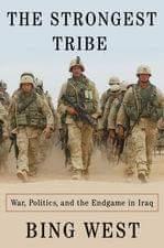 أقوى قبيلة: الحرب والسياسة ونهاية اللعبة في العراق  هذا تلخيص مباشر لحرب العراق يعيد تشكيل فهم القارئ للصراع طويل الأمد. مهما كان موقفك السياسي، يضع ويست كل شيء تحت المجهر ويتركك تتساءل عما كنت تعتقد أنك تعرفه. من دخول الولايات المتحدة الحرب إلى حافة الهزيمة في عام 2006، إلى التحول الذي لا يمكن تصوره في عام 2007، ينتقد الغرب إدارة بوش وجنرالات الجيش أثناء تنقله بين البنتاغون والرمادي. في النهاية، يطلب منا ويست أن نفكر في أخطائنا لتجنب تكرار التاريخ.