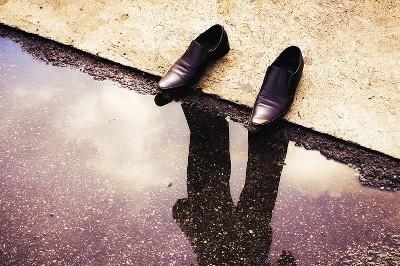 أقدامنا تعكس ما في أعماقنا