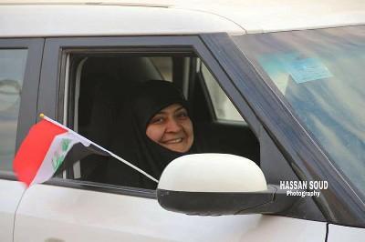 تجمع سلميون.. مشروع يطلقه المتظاهرون في كربلاء