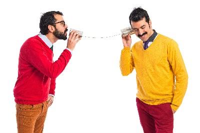 فن الاصغاء والمحاورة: من أحسن الاستماع تعجل الانتفاع