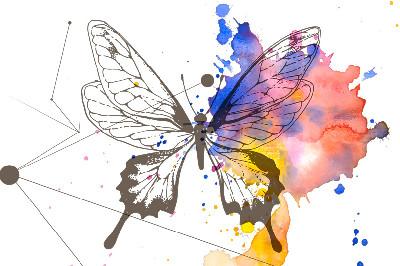 نظرية تأثير الفراشة ودورها في حياتنا