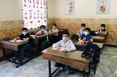 كورونا.. عامل مسبب لإرتفاع معدلات الأمية في العراق