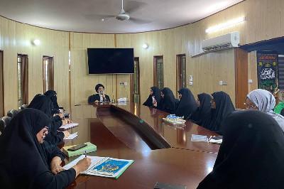 الكتابة الإبداعية.. عنوان ملتقى المودة للحوار بضيافة آية الله السيد هادي المدرسي