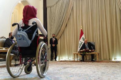 النساء من ذوات الإحتياجات الخاصة: ما هو مصيرهن في العراق؟